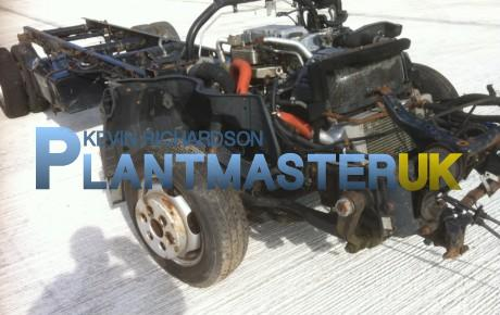 Mitsubishi Canter Rolling Chassis, year 2005 | Plantmaster UK