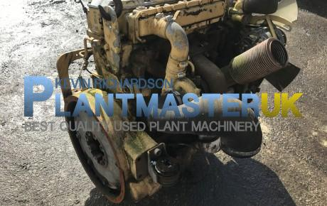 CAT 3114 turbo engine and spares | Plantmaster UK
