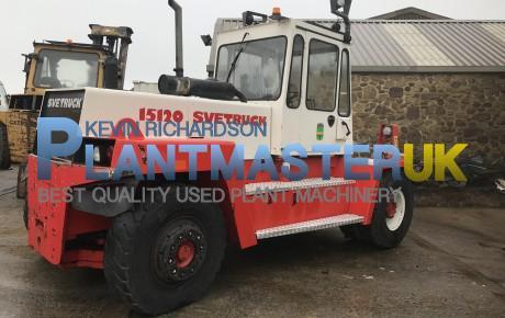2006 SVE Truck 15/120 Diesel Forklift | uk plant traders