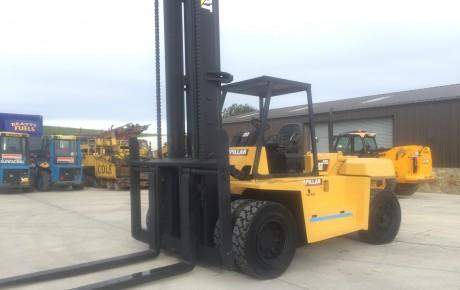 2008 CAT DP 150(15 ton) diesel Forklift   Plantmaster UK
